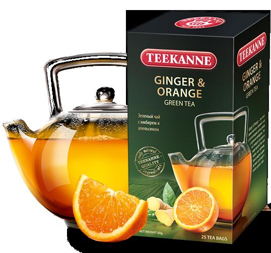 Чай Teekanne